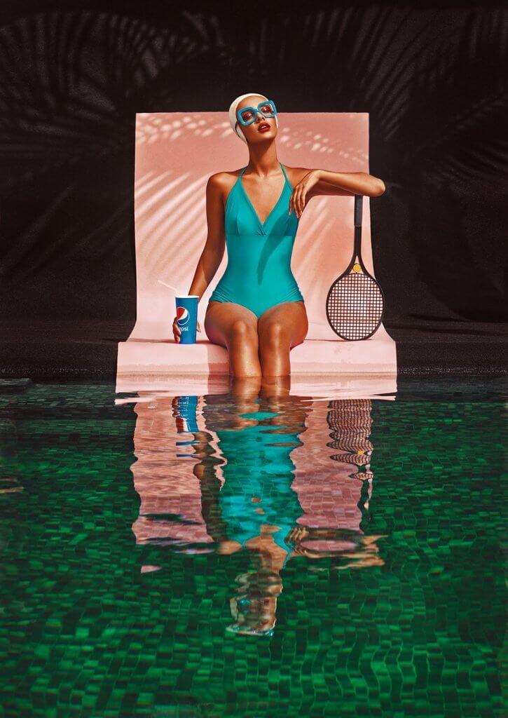 Elena Iv-skaya - Feminine Elegance Recurring Theme Photography