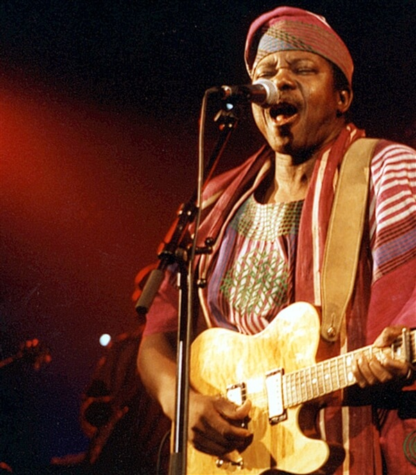 Mother Tongue as a Unifying Factor for Humanity - King Sunny Ade