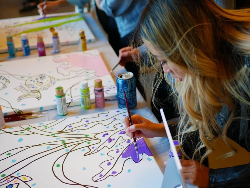 Characteristics of Creative Ladies