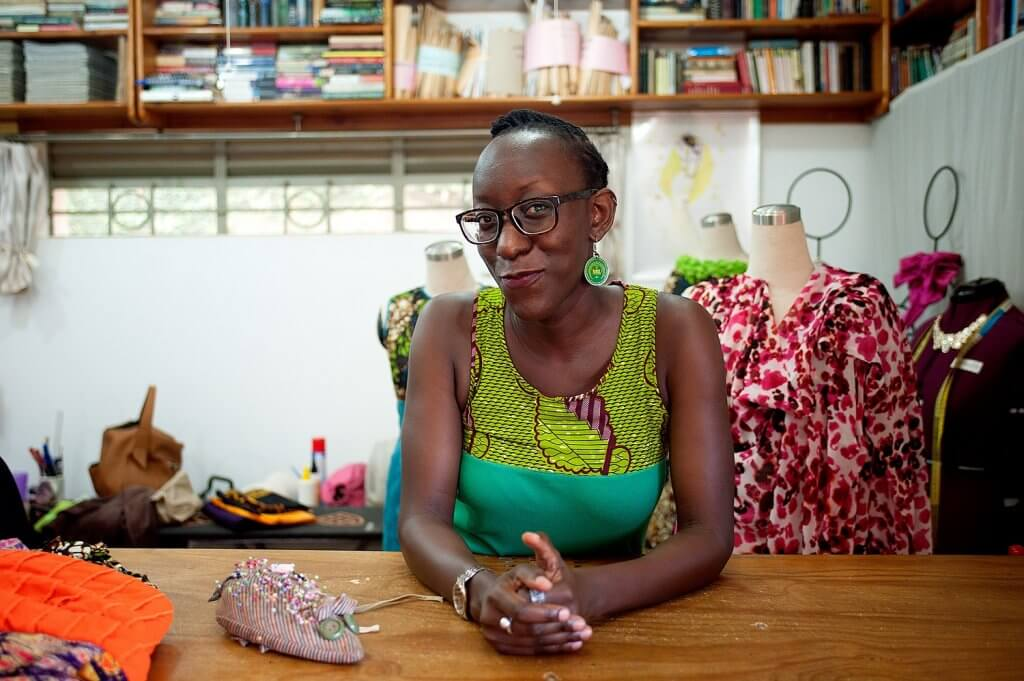 Suubi Njuki [Uganda] - - African Creative Women - For Creative Girls